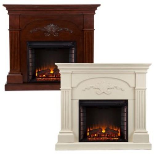 Southern Enterprises Sicilian Harvest Electric Fireplace