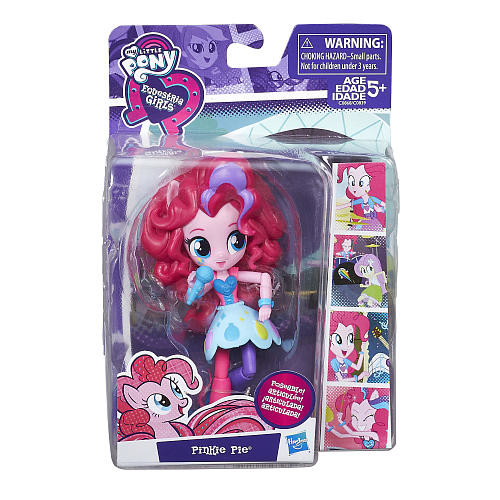 My Little Pony Equestria Girls Pinkie Pie Doll - Pink