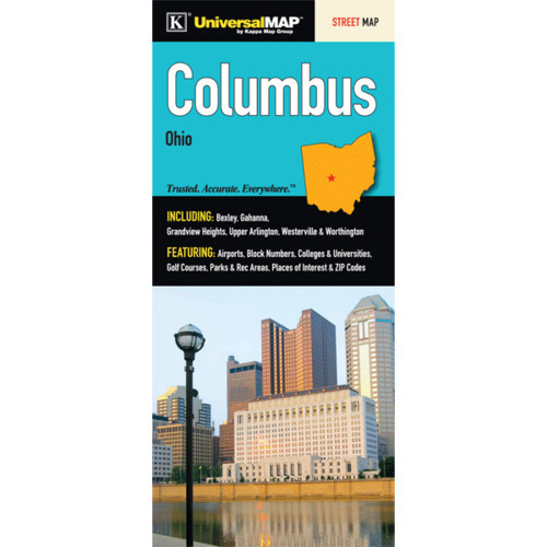 Columbus Fold Map