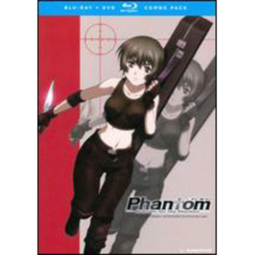 Phantom: Requiem for the Phantom - The Complete Series [7 Discs] [Blu-ray/DVD]