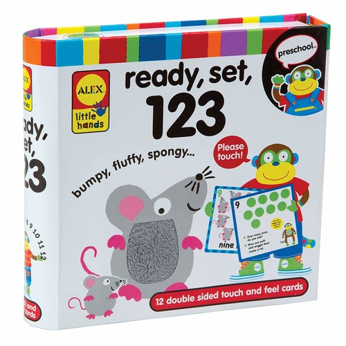 ALEX Toys Little Hands Ready Set 123 [123]