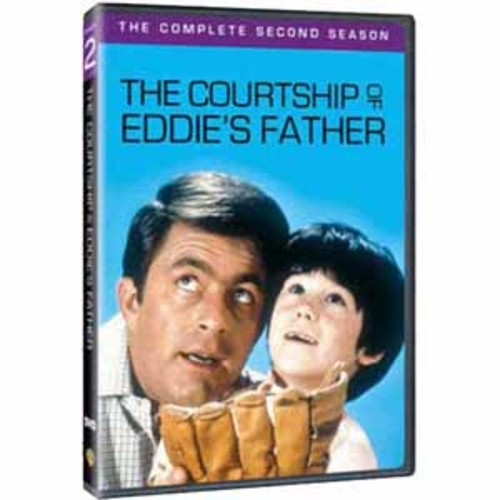 The Courtship of Eddie's Father: The Complete Second Season [4 Discs]