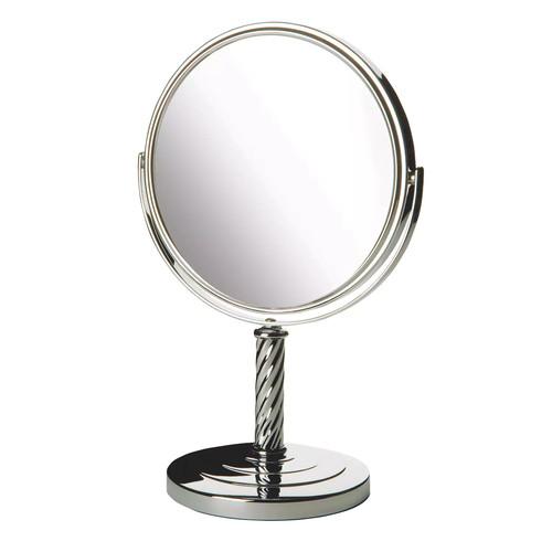 Jerdon 8-in. Tabletop Mirror