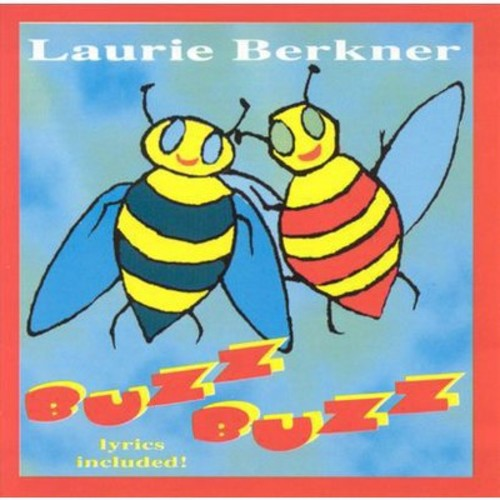 Laurie Berkner - Buzz Buzz (CD)