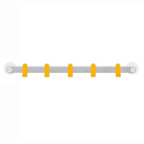Sabi by Honey-Can-Do 5-Hook Rack