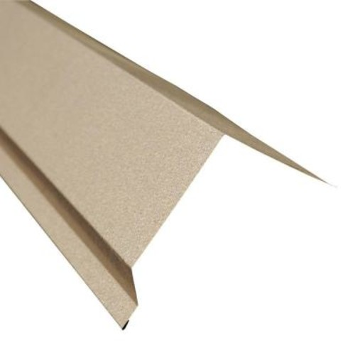 Metal Sales Eave Molding in Galvalume