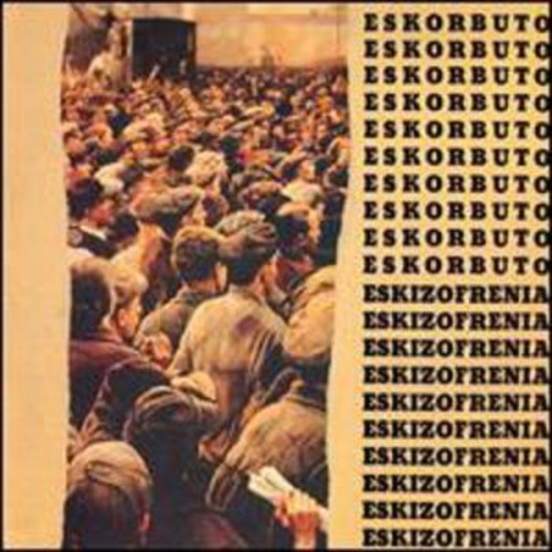 Eskizofrenia By Eskorbuto (Audio CD)