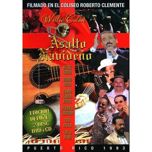 Asalto Navideo: En Vivo Puerto Rico 1993 [DVD]