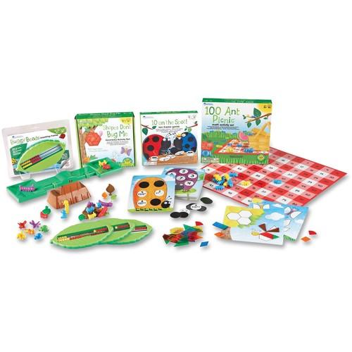 Learning Resources Common Core Critters Kindergarten Bundle