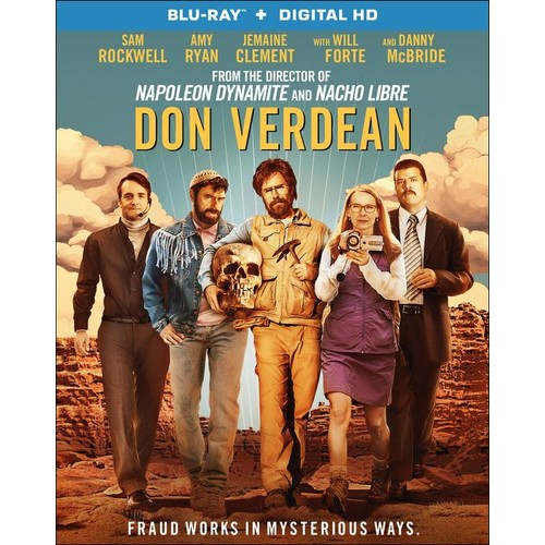 Don Verdean (Blu-ray Disc)