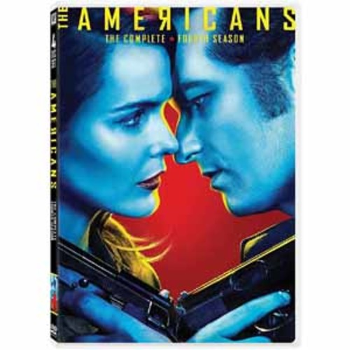 The Americans: The Complete Season Four [DVD]
