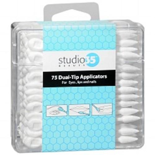 Studio 35 Beauty Dual-Tip Cosmetic Applicators