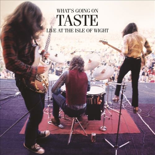 What's Going On: Live at the Isle of Wight 1970 [CD]