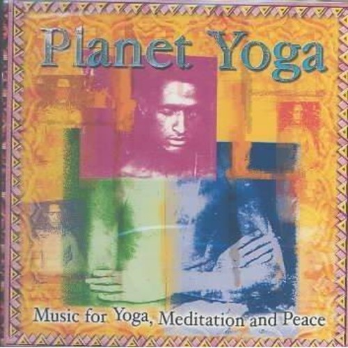 Various - Planet yoga (CD)