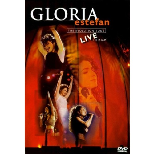 Sony Home Pictures Music Videos/Concerts Evolution Tour: Live in Miami (DVD)