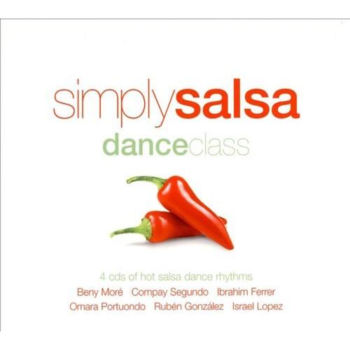 Simply Salsa: Dance Class [CD]