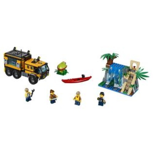 LEGO City Jungle Explorers Jungle Mobile Lab (60160)