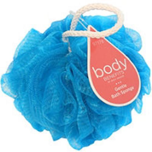 Gentle Bath Sponge [Blue]