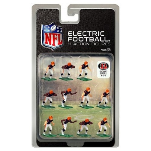 Tudor Games Cincinnati Bengals Dark Uniform NFL Action Figure Set