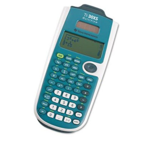 Texas Instrument 16-Digit LCD MultiView Scientific Calculator(AZTY15321)