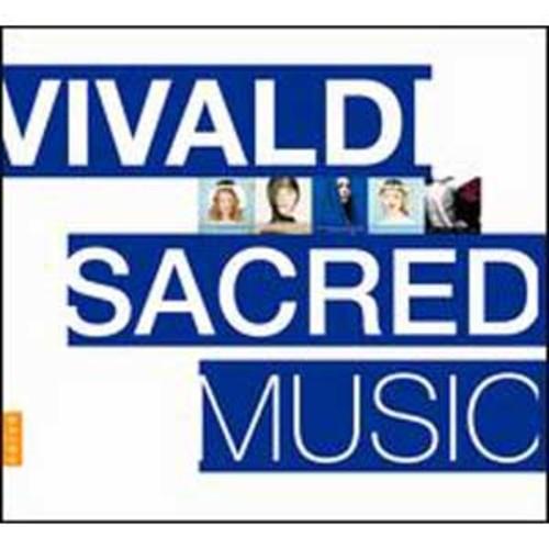 Vivaldi: Sacred Music (Audio CD)