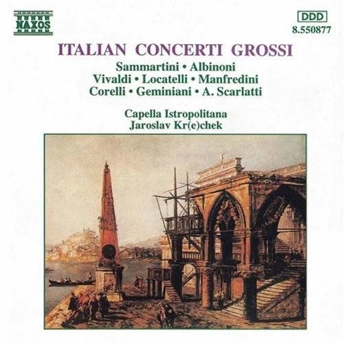 Italian Concerti Grossi