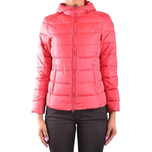 Invicta Women's Red Polyester Down Jacket