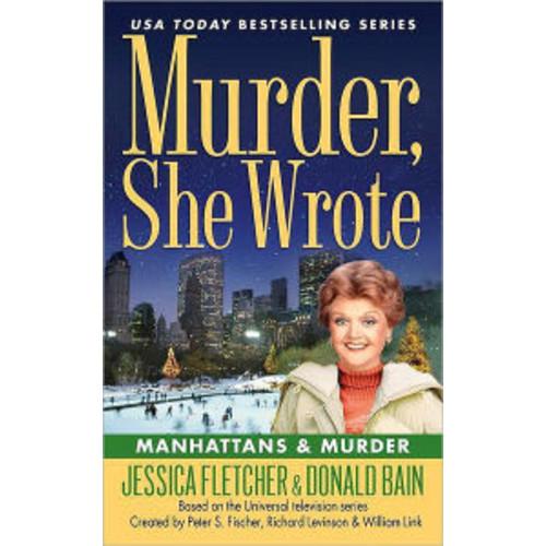 Murder, She Wrote: Manhattans and Murder