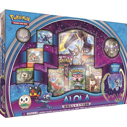 Pokemon Alola Collection Trading Card Game - Lunala
