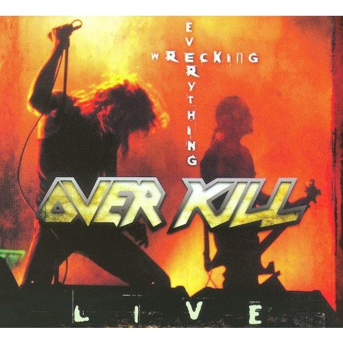 Wrecking Everything -- Live [CD]