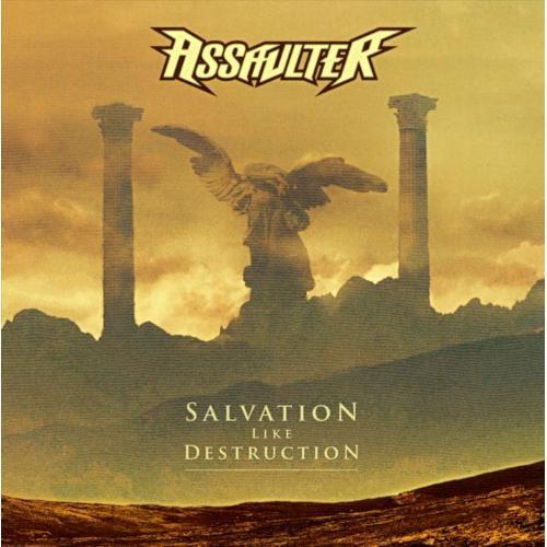 Salvation Like Destruction [CD]