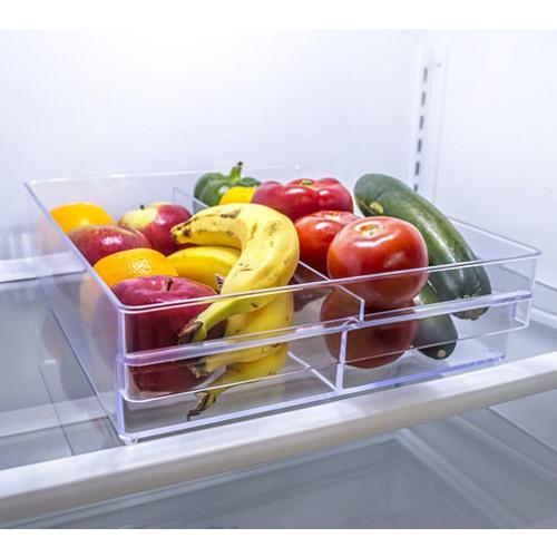 Sorbus Refrigerator Storage Fridge and Freezer Drawer Organizers