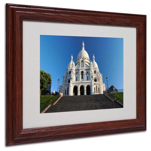 Trademark Fine Art 'Sacred Heart' 11