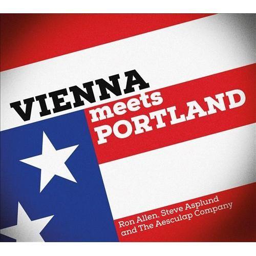 Vienna Meets Portland [CD]