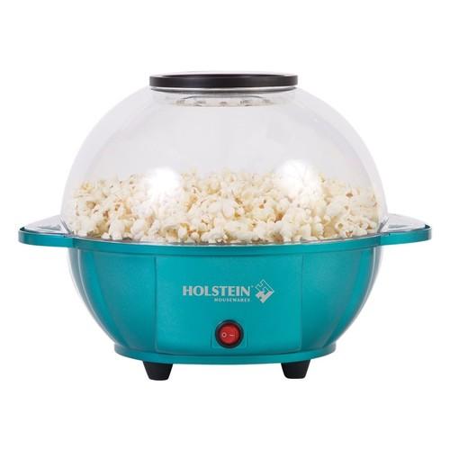 Holstein Housewares - 8-Cup Popcorn Maker - Teal