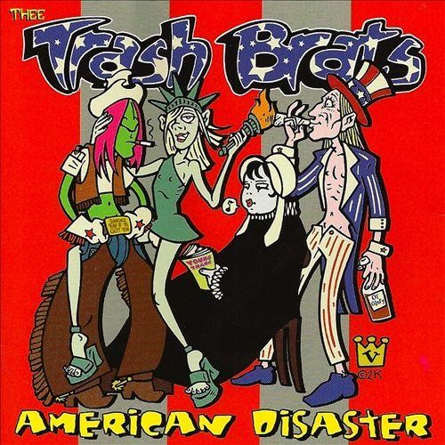 American Disaster [CD]