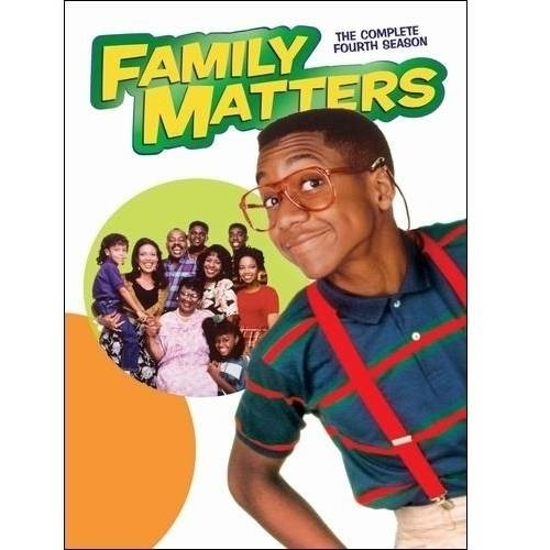Family Matters: The Complete Fourth Season (Widescreen)