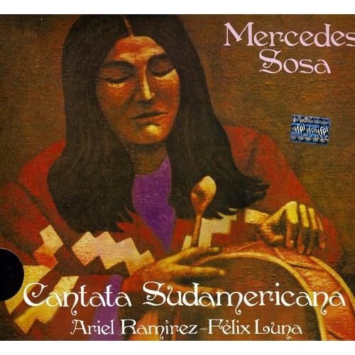 Cantata Sudamericana [CD]