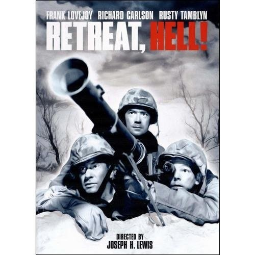 Retreat, Hell! [Blu-ray] [1952]