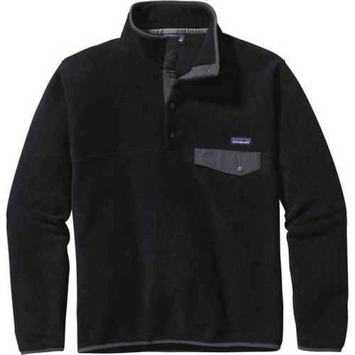 Patagonia Mens Lightweight Synchilla Snap-T Pullover