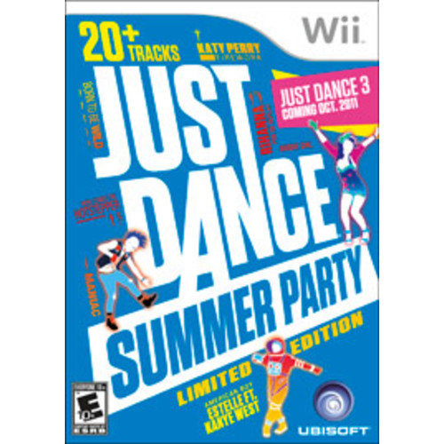 Just Dance Summer Party [Pre-Owned]
