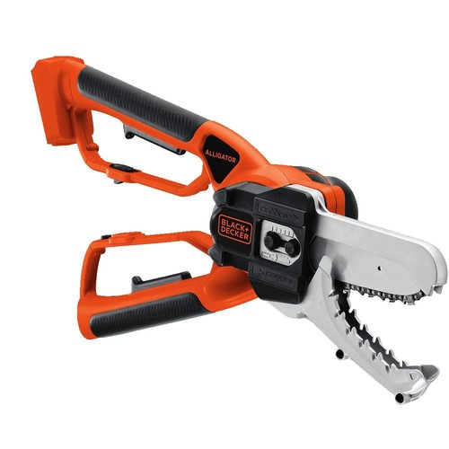 BLACK+DECKER LLP120B Bare Max Lithium Ion Alligator Lopper Saw, 20-Volt,Without Battery [No Battery]