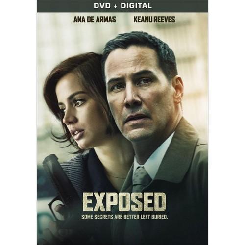 Exposed [DVD] [2016]