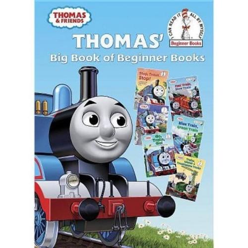 Thomas & Friends: Thomas' Big Book of Beginner Books