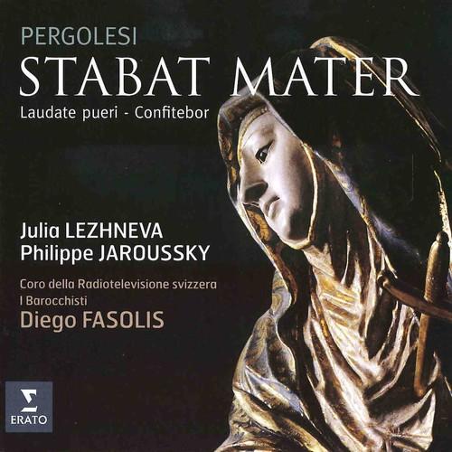 Philippe Jaroussky - Pergolesi: Stabat Mater
