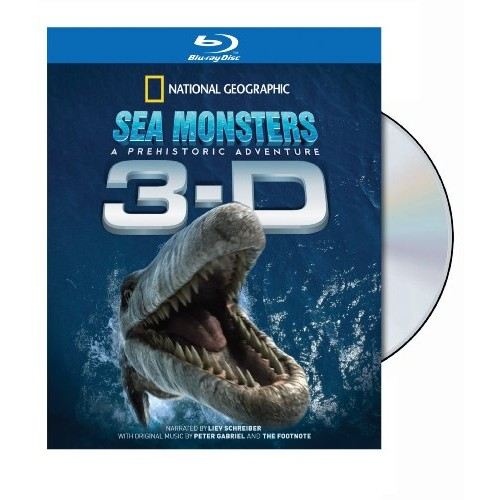 National Geographic: Sea Monsters - A Prehistoric Adventure