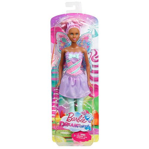Barbie Dreamtopia Fairy Candy Fashion Doll Playset