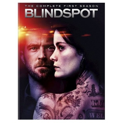 Blindspot - The Complete First Season (DVD)