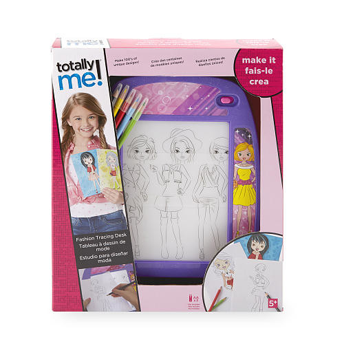 Totally Me! Fashion Tracing Desk