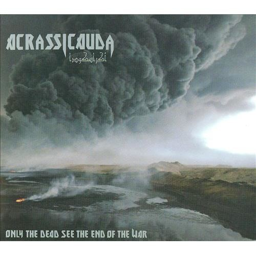 Only the Dead See the End of the War [CD]